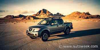 2020 Nissan Frontier Pro-4X: More Power Now, Fresh Sheetmetal Later - Autoweek