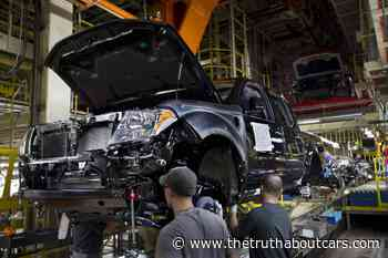 Little Big Truck: 2021 Nissan Frontier Spied - The Truth About Cars