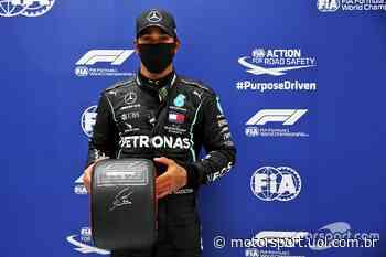PLACAR F1: Hamilton empata contagem sobre Bottas; confira como está batalha de companheiros - Bol - Uol