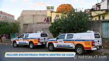Mulher é morta a facadas dentro de casa em Contagem, na Grande BH - HORA 7