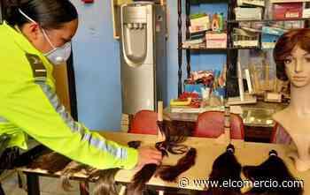 Voluntarias de Riobamba retomaron campaña 'Dona tu cabello y regala esperanza' - El Comercio (Ecuador)