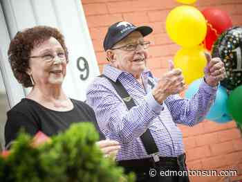 Arnprior honours centenarian 'Fast Eddie' Levesque with a street of his own - Edmonton Sun