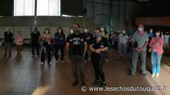 Laventie : 58 couturières remerciées pour avoir fabriqué 4200 masques - Les Echos du Touquet