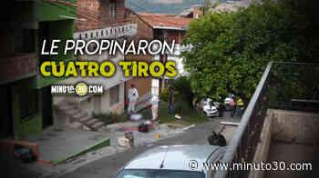 En el barrio Florencia de Castilla se registró un homicidio - Minuto30.com