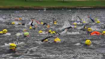 Lauinger VR-Triathlon ist abgesagt - Augsburger Allgemeine