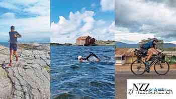 Ein Triathlon um die Welt - NZZ am Sonntag