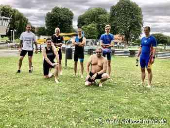 Wanzleben: Triathlon: Sieben Männer am Start - Volksstimme