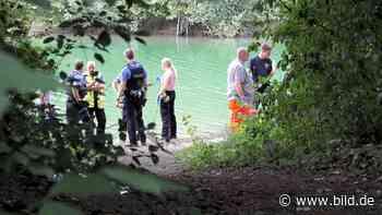 Hessen: 19-Jähriger stirbt nach Badeunfall im Erlensee - BILD