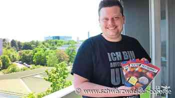 Villingen-Schwenningen: In diesem Buch gibt es geballte Poesie - Villingen-Schwenningen - Schwarzwälder Bote