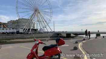 À Wimereux, la grande roue tournera à partir de ce lundi soir - La Voix du Nord