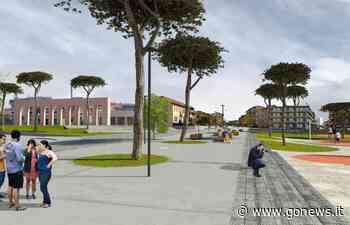 Nuovo centro cittadino di Montemurlo, proseguono i lavori in piazza della Libertà - gonews