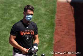 Buster Posey de San Francisco Giants decide no participar en la temporada 2020 de la LMB - 24 HORAS