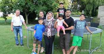 Geduldet - im Irak ist alles kaputt und in Stemwede lebt die Familie in der Warteschleife - Neue Westfälische
