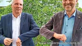 Villingen-Schwenningen - Thomas Fiehn folgt auf Jürgen Rudolf - Schwarzwälder Bote