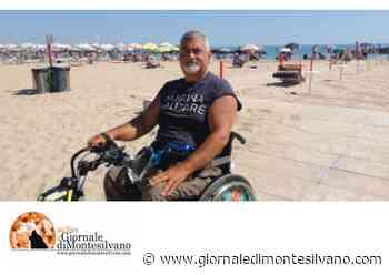 Montesilvano, con apporto privato ripristinata passerella sulla spiaggia libera per disabili-video - Giornale di Montesilvano