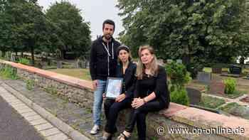 Familie dankt der Stadt Maintal nach der ersten Bestattung in muslimischer Tradition auf dem alten Friedhof... - op-online.de