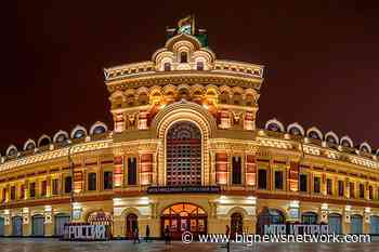 10 most BEAUTIFUL buildings & sites in Nizhny Novgorod - Big News Network