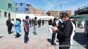 ▷ Moquegua: Reportan 31 policías contagiados con coronavirus en Ilo | lrsd | Sociedad - Noticias Peru - Noticias por el Mundo