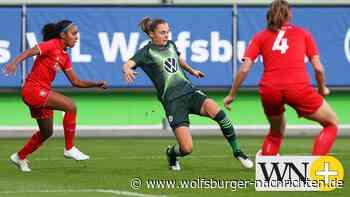 Double-Sieger-Duo des VfL Wolfsburg als Triple-Verhinderer? - Wolfsburger Nachrichten