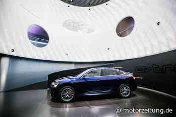 Autostadt - Audi parkt den e-Tron Sportback in Wolfsburg - MotorZeitung.de