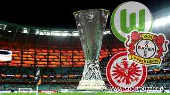 Europa League: Leverkusen könnte im Viertelfinale auf Inter Mailand treffen - Wolfsburg gegen Frankfurt? - Sportbuzzer