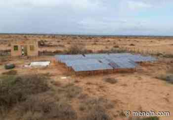 Somaliland: Golis Energy Partners USAID's Geel Project to Develop Sustainable Renewable Energy... - MENAFN.COM