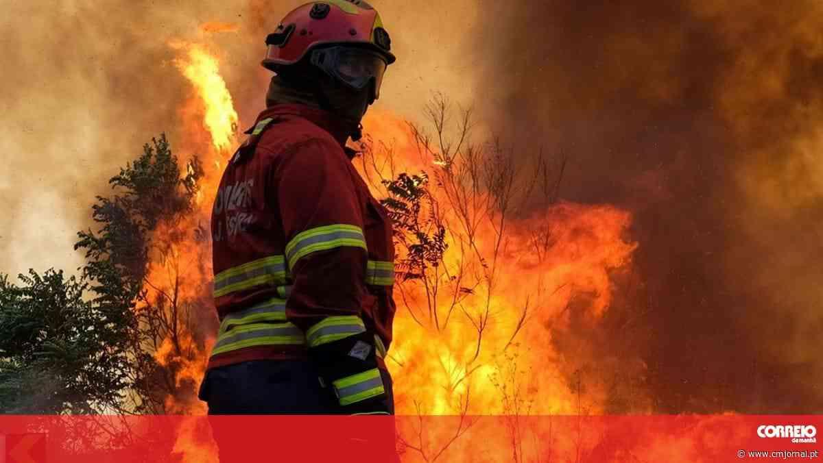 Incêndio danifica fábrica de calçado em Felgueiras - Correio da Manhã