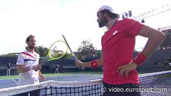 Matteo Berrettini edges out Richard Gasquet to make UTS final - Eurosport.com