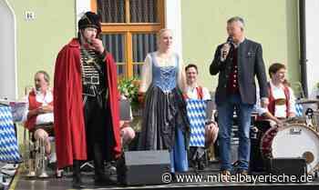 Kleines Heimatfest war ein großer Erfolg - Region Cham - Nachrichten - Mittelbayerische