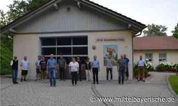 Dorfverein Rhanwalting packt wieder an - Region Cham - Nachrichten - Mittelbayerische