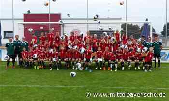 Fußballspaß pur in den Ferien - Region Cham - Nachrichten - Mittelbayerische