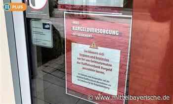 Das leise Verschwinden der Geldautomaten - Region Cham - Nachrichten - Mittelbayerische