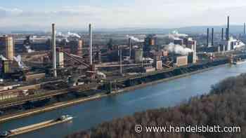 Wissenschaft & Technologie: Ist Wasserstoff ein Schlüssel für die Stahlbranche? - Handelsblatt