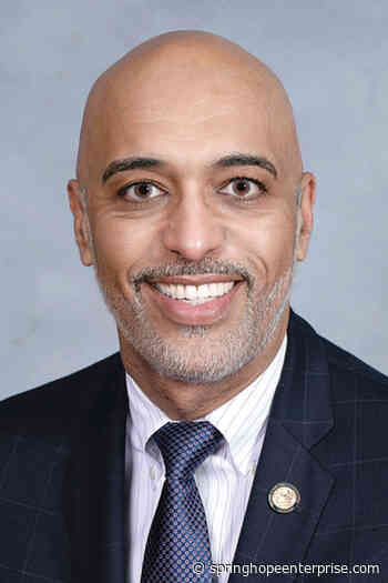Rep. James Gailliard appointed to criminal justice reform panel - Spring Hope Enterprise