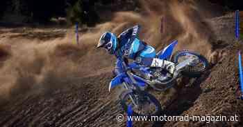 Yamaha Motocross 2021 Blaue Wunder - Motorradmagazin