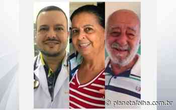 Mãe de médico que trabalhou em Rolim de Moura morre no mesmo dia que o filho também Covid-19; avô do médico faleceu 2 dias antes - Planeta Folha