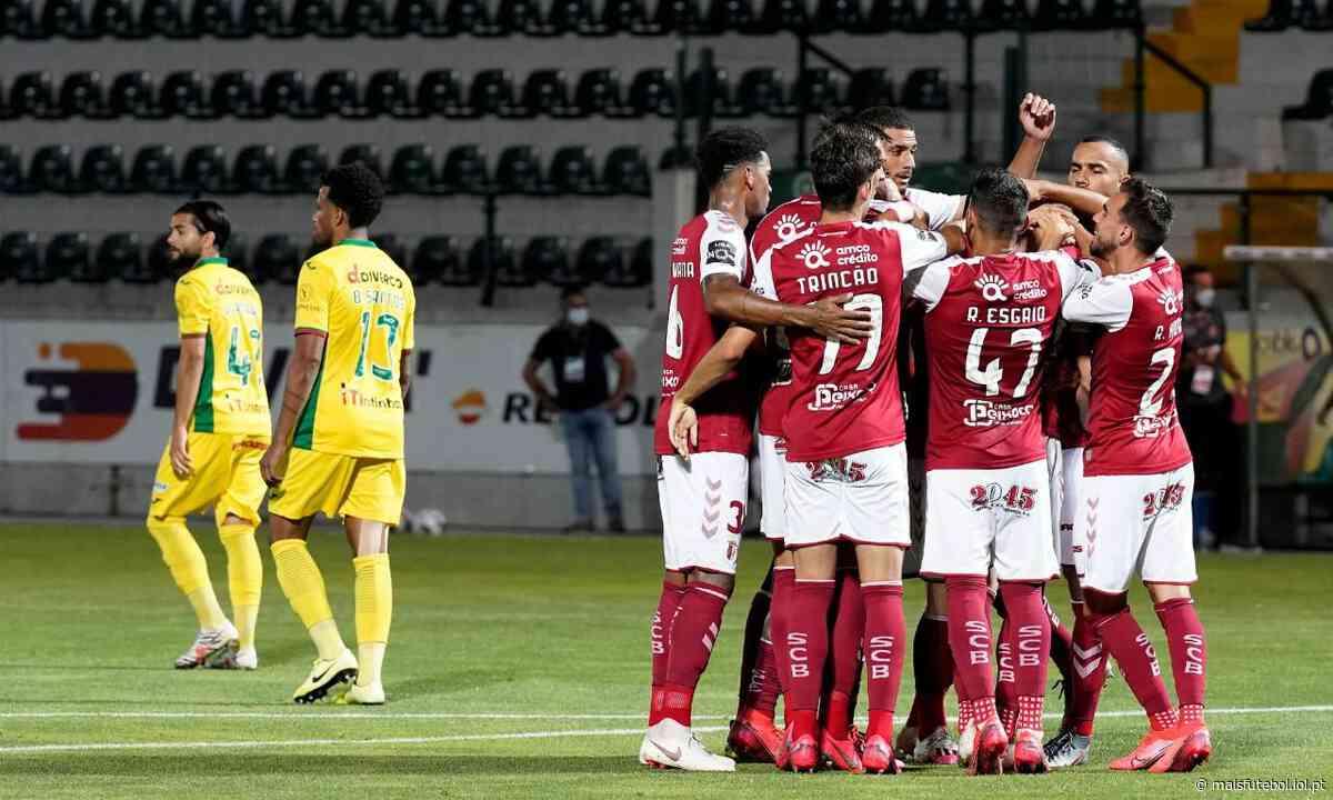 Sp. Braga domina equipa ideal da 31.ª jornada da Liga - Maisfutebol