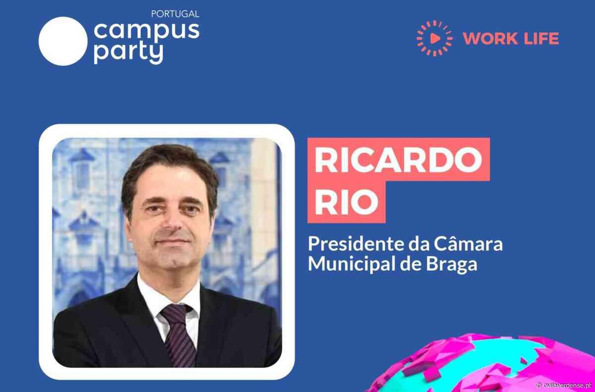 BRAGA - Ricardo Rio promove Braga como cidade inovadora à escala internacional - OVilaverdense