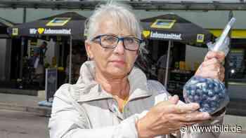Traunreut: Sie klaute Heidelbeeren für 3,98 Euro! - 2 Monate Knast - BILD