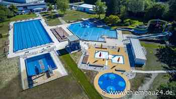 Schwimmbad Traunreut: Franz-Haberlander-Freibad öffnet nach Sanierung 2020 - chiemgau24.de