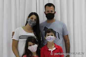 Família de Dracena supera a covid-19 unida durante a quarentena - Portal Regional Dracena