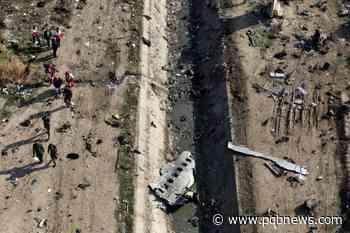 Iran blames bad communication, alignment for jet shootdown - Parksville Qualicum Beach News