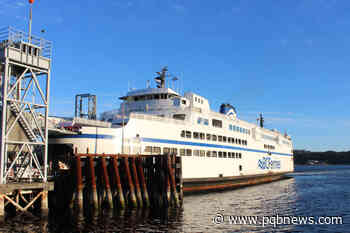 BC Ferries increasing passenger capacity after COVID-19 restrictions - Parksville Qualicum Beach News