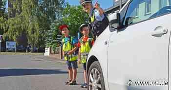 Polizei rät Eltern, Schulweg mit Kindern in Hilden und Haan zu üben - Westdeutsche Zeitung