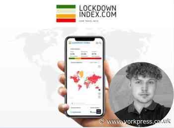 York student creates website to help travellers navigate coronavirus restrictions worldwide - York Press