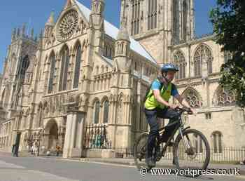 LETTER: Walkers and cyclists can 'jog on' - York Press