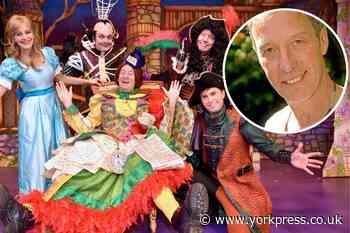 York panto could 'run at Easter' says star - York Press