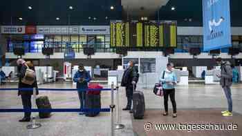 Flughafenbetreiber Fraport ringt weiter mit Corona-Folgen