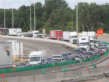 I-75 work will close lanes, ramps at night starting Wednesday