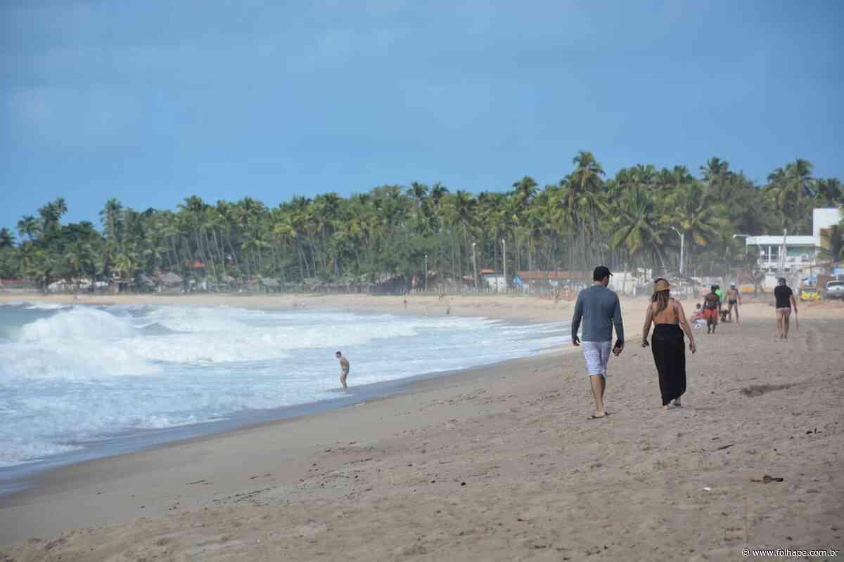 Ipojuca segue com praias abertas em horário especial por mais uma semana - Folha de Pernambuco